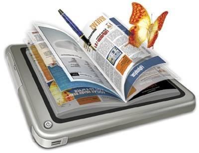 Создание электронной книги в 3D-формате с эффектом перелистывания страниц