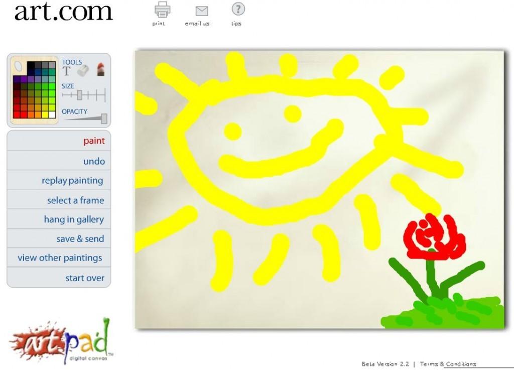 рисовать-онлайн
